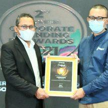 Patut Diacungi Jempol, Pegadaian Raih Penghargaan PR Award