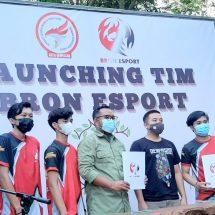 Tim Bron Esport Denpasar Siap Berlaga di Ajang DGL
