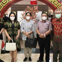 Unwar Bangga Dr. Simon Nahak Jadi Bupati Malaka NTT