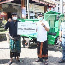 Pelindo III Salurkan Bantuan Program Tanggung Jawab Sosial Tahap I Tahun 2021 sebesar Rp799 Juta