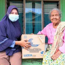 Jelang Idul Fitri, Harita Santuni Anak Yatim di Delapan Desa
