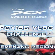 """Pemenang Regional """"PCX160 Vlog Challenge"""" Diumumkan Hari Ini, Ini Juaranya"""