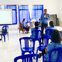 Bapas Denpasar Gelar Peningkatan Kompetensi Teknik Konseling untuk Pembimbing Kemasyarakatan
