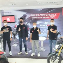 Siap Mengaspal Di Bali, All New Honda CB150R Streetfire Tampil Makin Gagah Usung Desain Big Bike