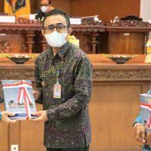 Pemkot Denpasar Pertahankan Opini WTP Kesembilan Kali dari BPK RI