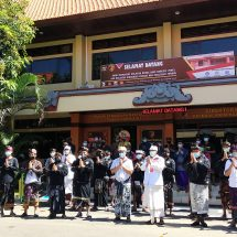 Somasi Tidak Ditanggapi, MKKBN Laporkan MDA dan PHDI Ke Polda Bali