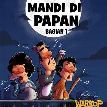 """Warkop DKI Kartun: The Series"" Tayang di Disney+ Hotstar"