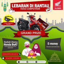 """Astra Motor Bali Gelar Video Competition """"Lebaran di Rantau Bareng Honda"""""""