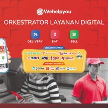 Orkestrator Layanan Digital Pertama di Indonesia, Wehelpyou Hadir Berikan Kemudahan Berjualan dan Belanja Online