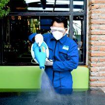 Perangi Pandemi, The Forge GastroPub dan ShiShi Nightclub Bali Disinfeksi Seluruh Area dan Vaksinasi Ratusan Karyawan