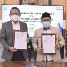 Tingkatkan Pemberdayaan Ummat, Pegadaian Gandeng PP Pemuda Muhammadiyah
