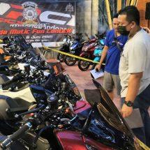 Anniversary Komunitas Honda PCX Indonesia Bali Chapter ke-9 Tahun Diwarnai Modifikasi Motor