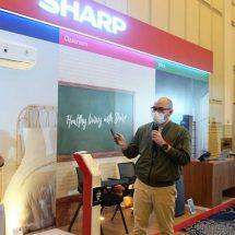 Sharp Kembangkan Sistem AIOT Pada Produk Air Purifier dan Air Conditioner Terbaru