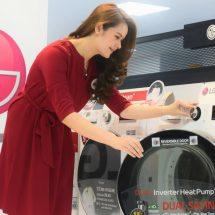 Pengering Pakaian dengan Teknologi LG Dual Inverter HeatPump yang Hemat Energi dan Sehat Resmi Dipasarkan