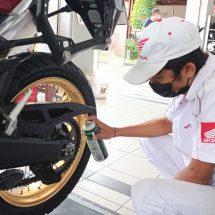Penting Perhatikan Kualitas Rantai Roda Sepeda Motor, Begini Cara Merawatnya