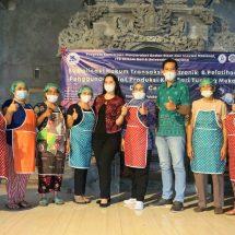 Kolaborasi Dosen ITB STIKOM Bali dan Unud Buatkan E-Commerce untuk Kelompok Wanita Tani Sari Tunjung Mekar
