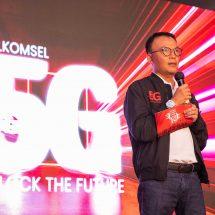 Telkomsel Kembali Luncurkan Layanan Telkomsel 5G Serentak di Lima Kota
