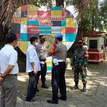 Optimalkan PPKM Darurat, Taman Desa Budaya Kertalangu Ditutup Sementara