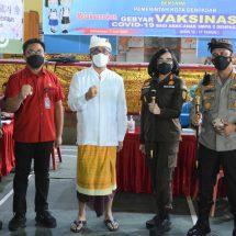 Percepat Cakupan Vaksinasi Usia 12-17 Tahun, Pemkot Gandeng Kajari Denpasar