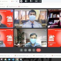 Seleksi Tahap Awal, Penjurian AHM Best Student 2021 Regional Bali Digelar Secara Virtual