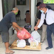 Lurah Ubung: Nabung Sampah Dapat Emas dan Hadiah Uang Rp 3,5 Juta