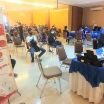 Honda Community Bali Dukung Percepat Target Vaksinasi