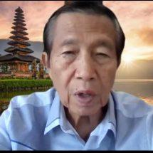 Dr. Mangku Pastika: Hadapi Persaingan Global, SMA Taruna Mandara Bertahap Terapkan Kurikulum Internasional