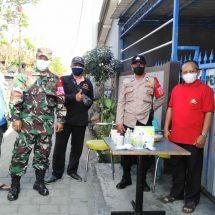 YICMB Berbagi di Hari Raya Idul Qurban di Tengah Krisis Ekonomi Pandemi Covid-19