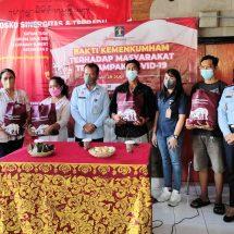 Kanwil KemenkumHAM Bali bagikan Sembako