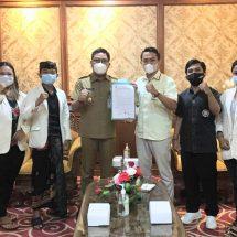 PC KMHDI Denpasar Dorong Pemkot Denpasar Laksanakan Pembelajaran Tatap Muka