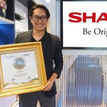 Sharp Indonesia Raih Top CSR of The Year 2021