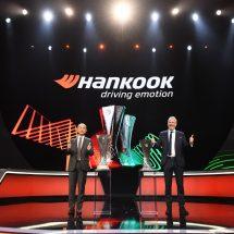 Hankook Tire Memperpanjang Kontrak Sponsor untuk Liga Eropa UEFA sampai Tahun 2024