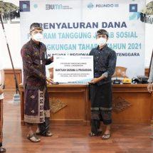 Pelindo III Serahkan Bantuan Tanggung Jawab Sosial dan Lingkungan Tahap II Rp470 Juta