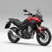 Tampilan Baru, Honda CB500X Semakin Agresif dan Bergaya Adventure
