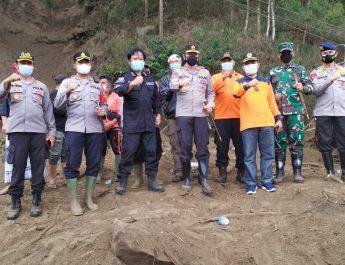 Gempa 4,8 SR Landa Karangasem, Jajaran BPBD bersama TNI, Polda dan Pemkab Turun ke Lokasi Terisolir