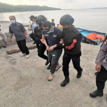 "Napi ""High Risk"" LP Narkotika Bangli Dipindah ke Nusa Kambangan"